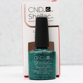 CND Shellac UV Gel Polish EMERALD LIGHTS 91260 7.3ml 0.25oz Starstruck Holiday Winter Color 2016 Collection