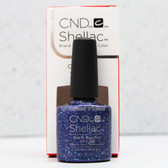 CND Shellac UV Gel Polish STARRY SAPPHIRE 91261 7.3ml 0.25oz Starstruck Holiday Winter Color 2016 Collection