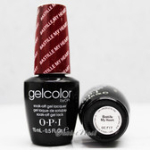 OPI GelColor BASTILLE MY HEART GC F17 15ml 0.5oz UV LED Gel Polish