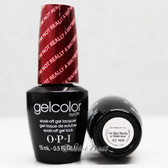OPI GelColor I'M NOT REALLY A WAITRESS GC H08 15ml 0.5oz Soak Off UV LED Gel Nail Polish