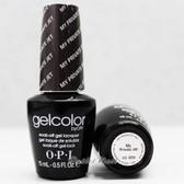 OPI GelColor MY PRIVATE JET  GC B59 15ml 0.5oz Soak Off UV LED Gel Nail Polish #GCB59