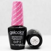 OPI GelColor PEDAL FASTER SUZI  GC H60 15ml 0.5oz Soak Off UV LED Gel Nail Polish #GCH60