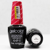 OPI GelColor PINK FLAMENCO  GC E44 15ml 0.5oz Soak Off UV LED Gel Nail Polish #GCE44