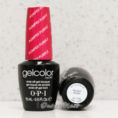 OPI GelColor POMPEII PURPLE  GC C09 15ml 0.5oz Soak Off UV LED Gel Nail Polish #GCC09
