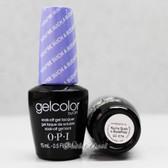 OPI GelColor YOU'RE SUCH A BUDAPEST  GC E74 15ml 0.5oz Soak Off UV LED Gel Nail Polish #GCE74