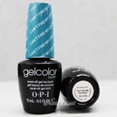 OPI GelColor CAN'T FIND MY CZECHBOOK  GC E75 15ml 0.5oz Soak Off UV LED Gel Nail Polish #GCE75