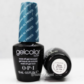OPI GelColor DINNING AL FRISCO  GC F54 15ml 0.5oz Soak Off UV LED Gel Nail Polish #GCF54