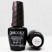 OPI GelColor PEACE & LOVE & OPI  GC F56 15ml 0.5oz Soak Off UV LED Gel Nail Polish #GCF56