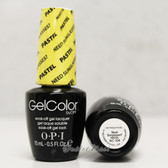OPI GelColor PASTEL Need Sunglasses?  GC 104 15ml 0.5oz Soak Off UV LED Gel Nail Polish #GC104