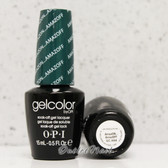 OPI GelColor AMAZON...AMAZOFF  GC A64 15ml 0.5oz Brazil Collection UV LED Gel Nail Polish AmazON... AmazOFF #GCA64