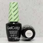 OPI GelColor GARGANTUAN GREEN GRAPE  GC B44 15ml 0.5oz UV LED Gel Nail Polish #GCB44