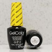 OPI GelColor NEED SUNGLASSES?  GC B46 15ml 0.5oz UV LED Gel Nail Polish #GCB46