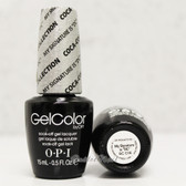 "OPI GelColor MY SIGNATURE IS ""DC""  GC C16 15ml 0.5oz Coca Cola Collection UV LED Gel Nail Polish #GCC16"