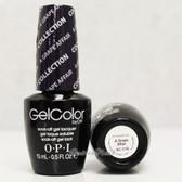 OPI GelColor A GRAPE AFFAIR  GC C19 15ml 0.5oz Coca Cola Collection UV LED Gel Nail Polish #GCC19
