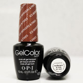 OPI GelColor ICE-BERGERS & FRIES  GC N40 15ml 0.5oz Nordic Collection UV LED Gel Nail Polish #GCN40