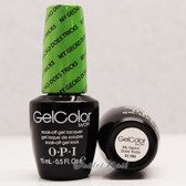 OPI GelColor MY GECKO DOES TRICKS  GC H66 15ml 0.5oz Hawaii Collection UV LED Gel Nail Polish #GCH66