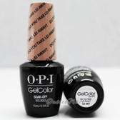 OPI GelColor DO YOU TAKE LEI AWAY?  GC H67 15ml 0.5oz Hawaii Collection UV LED Gel Nail Polish #GCH67