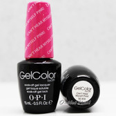 OPI GelColor CAN'T HEAR MYSELF PINK!  GC A72 15ml 0.5oz Brights Collection UV LED Gel Nail Polish #GCA72