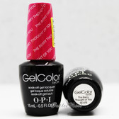 OPI GelColor THE BERRY THOUGHT OF YOU  GC A75 15ml 0.5oz Brights Collection UV LED Gel Nail Polish #GCA75