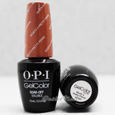 OPI GelColor WORTH A PRETTY PENNE  GC V27 15ml 0.5oz Venice Collection UV LED Gel Nail Polish #GCV27
