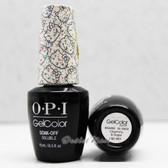 OPI GelColor CHARMMY & SUGAR  GC H81 15ml 0.5oz Hello Kitty Collection UV LED Gel Nail Polish #GCH81