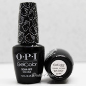 OPI GelColor NEVER HAVE TOO MANI FRIENDS!  GC H91 15ml 0.5oz Hello Kitty Collection UV LED Gel Nail Polish #GCH91