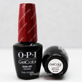 OPI GelColor LOVE IS IN MY CARDS  HP G32 15ml 0.5oz Starlight Holiday Collection UV LED Gel Nail Polish #HPG32