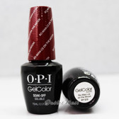 OPI GelColor RO-MAN-CE ON THE MOON  HP G33 15ml 0.5oz Starlight Holiday Collection UV LED Gel Nail Polish #HPG33