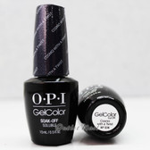 OPI GelColor COSMO WITH A TWIST  HP G36 15ml 0.5oz Starlight Holiday Collection UV LED Gel Nail Polish #HPG36