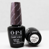 OPI GelColor NO MORE MR. NIGHT SKY  HP G49 15ml 0.5oz Starlight Holiday Collection UV LED Gel Nail Polish MR  #HPG49