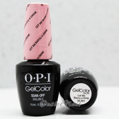 OPI GelColor LET ME BAYOU A DRINK  GC N51 15ml 0.5oz New Orleans Collection UV LED Gel Nail Polish #GCN51