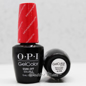 OPI GelColor SHE'S A BAD MUFFULETTA!  GC N56 15ml 0.5oz New Orleans Collection UV LED Gel Nail Polish #GCN56