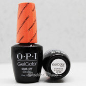 OPI GelColor CRAWFISHIN' FOR A COMPLIMENT  GC N58 15ml 0.5oz New Orleans Collection UV LED Gel Nail Polish #GCN58