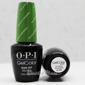 OPI GelColor I'M SOOO SWAMPED!  GC N60 15ml 0.5oz New Orleans Collection UV LED Gel Nail Polish #GCN60