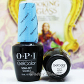 OPI GelColor THE I'S HAVE IT  GC BA1 15ml 0.5oz Alice Collection UV LED Gel Nail Polish #GCBA1