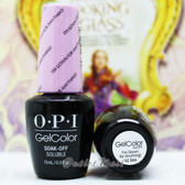 OPI GelColor I'M GOWN FOR ANYTHING!  GC BA4 15ml 0.5oz Alice Collection UV LED Gel Nail Polish #GCBA4