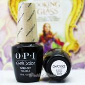 OPI GelColor A MIRROR ESCAPE  GC BA6 15ml 0.5oz Alice Collection UV LED Gel Nail Polish #GCBA6