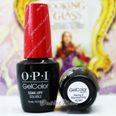 OPI GelColor HAVING A BIG HEAD DAY  GC BA7 15ml 0.5oz Alice Collection UV LED Gel Nail Polish #GCBA7
