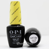OPI GelColor TOWEL ME ABOUT IT  GC R67 15ml 0.5oz Retro Summer Collection UV LED Gel Nail Polish #GCR67
