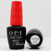 OPI GelColor SPF XXX  GC R69 15ml 0.5oz Retro Summer Collection UV LED Gel Nail Polish #GCR69