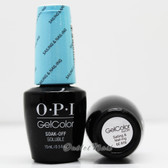 OPI GelColor SAILING & NAIL-ING  GC R70 15ml 0.5oz Retro Summer Collection UV LED Gel Nail Polish #GCR70