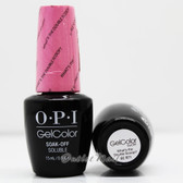 OPI GelColor WHAT'S THE DOUBLE SCOOP? GC R71 15ml 0.5oz Retro Summer Collection UV LED Gel Nail Polish #GCR71