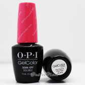 OPI GelColor FLIP FLOPS & CROP TOPS  GC R72 15ml 0.5oz Retro Summer Collection UV LED Gel Nail Polish #GCR72