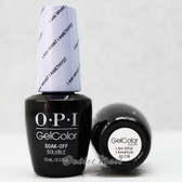 OPI GelColor I AM WHAT I AMETHYST  GC T76 15ml 0.5oz Soft Shades Pastel Collection UV LED Gel Nail Polish #GCT76