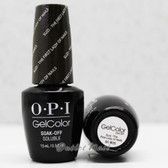 OPI GelColor SUZI - THE FIRST LADY OF NAILS  GC W55 15ml 0.5oz Washington DC Collection UV LED Gel Nail Polish #GCW55
