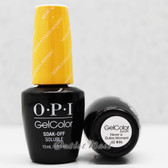 OPI GelColor NEVER A DULLES MOMENT  GC W56 15ml 0.5oz Washington DC Collection UV LED Gel Nail Polish #GCW56
