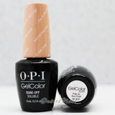 OPI GelColor PALE TO THE CHIEF  GC W57 15ml 0.5oz Washington DC Collection UV LED Gel Nail Polish #GCW57