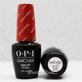 OPI GelColor YANK MY DOODLE  GC W58 15ml 0.5oz Washington DC Collection UV LED Gel Nail Polish #GCW58
