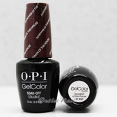 OPI GelColor SQUEAKER OF THE HOUSE  GC W60 15ml 0.5oz Washington DC Collection UV LED Gel Nail Polish #GCW60