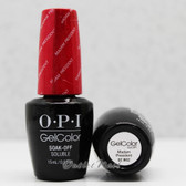 OPI GelColor MADAM PRESIDENT  GC W62 15ml 0.5oz Washington DC Collection UV LED Gel Nail Polish #GCW62
